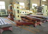 手動手の花こう岩の大理石の石の切断の処理機械