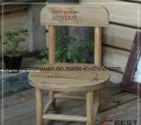 Fornecer Zakka Cadeira Cadeira de lazer cadeira de madeira Cadeira Coreano cadeira de madeira originais (M-X3349)