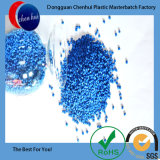 Masterbatch azul PP/PE granula o plástico/Masterbatch recicl borracha