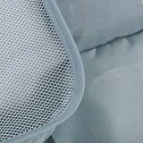De Zak van de Opslag van de reis, 6 Geplaatste die Stukken, van Polyester wordt gemaakt