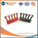 Yg6, Yg8, Yg10 de Houten Werkende Stevige Boren van het Carbide