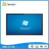 Большой размер широкого экрана 55 - все в одном ПК с ОС Windows с сенсорным экраном телевизора 7/8/10 (MW-551CB)