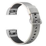 Nuova fascia durevole venente del rimontaggio della manopola della fascia di nylon di 18mm per Fitbit