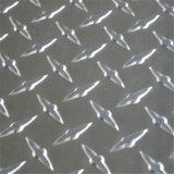 Клетчатого алюминиевого листа 1060, 7075, 6063, 5052, 5083
