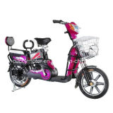 Китай 350W 48V 12AH 20AH электрический скутер с педали тормоза (CCEB-5)