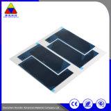 Kundenspezifischer Größen-Kratzer weg vom anhaftenden Papieraufkleber-Drucken-Kennsatz