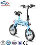 소형 도시 Ebike En 15194를 가진 전기 스쿠터 자전거 Lmtdr-12L
