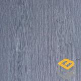 Linha azul melamina decorativa papel impregnado para o folheado, o assoalho, a porta e a mobília do fabricante chinês