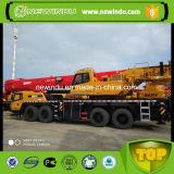 Sany Stc500 유로 III를 가진 트럭에 의하여 거치되는 기중기 50 톤 트럭 기중기