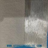 Tissu tricoté par fibre de verre continue de trame pour la C-Glissière