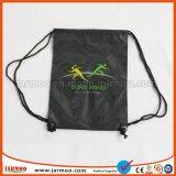 Umweltfreundliche Rucksack-Einkaufen-Beutel der Drawstrings-210d