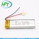 Hpy 552535 Li-Po Bateria recarregável de 3,7 V e 450 mAh