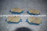 Pastillas de freno de fibra de carbono para Toyota Reiz 04465-30330