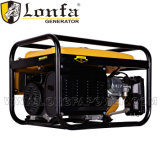 generadores eléctricos Genset de la gasolina de la potencia de 4kw 7HP