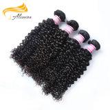 Weave brasileiro do cabelo humano do Virgin de Remy do cabelo humano de 100%