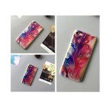 Occidente Hand-Painted Moda creativa teléfono caso para el iPhone 6s