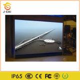 dos sinais internos do diodo emissor de luz de 4mm cor cheia para anunciar a tela video