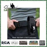 Taschenlampen-Pistolenhalfter-tragen Nylonbeutel Molle Riemen Fall-Halter