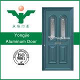 Portelli di alluminio di lusso unici dell'entrata moderna di stile per la villa