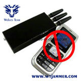 3G CDMA GSM de amplio espectro de la señal de teléfono móvil Jammer