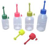 ブタの人工受精のカテーテルのための使い捨て可能なプラスチック精液のびん