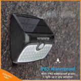 Separáveis 48 LEDs do painel solar do sensor de movimentos PIR lâmpada à prova de água para o pátio com jardim interior e exterior Luz nocturna de Emergência