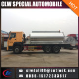 Alta qualidade HOWO 6*4 LHD Rhd asfalto a pulverização de betume de veículo camião de transporte