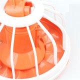 肉焼き器の送り装置およびプラスチック肉焼き器の送り装置