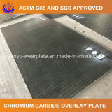 Хром карбида вольфрама сварки пластины для транспортировки материала