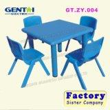 De beaux meubles Table et chaises en plastique pour la maternelle