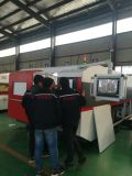 автомат для резки лазера волокна CS Ss металла CNC высокой точности 1000W