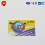 Nouvelle carte d'identification RFID d'impression avec des prix de gros