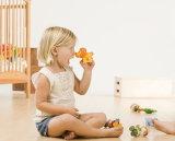 Lindo y colorido los valores de fábrica de juguetes de niños León
