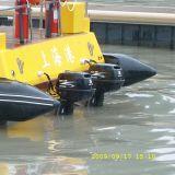 7HP de Lange Motor van de Boot van de Controle van de Uitloper van de Schacht F7ETL Elektrische Buitenboord