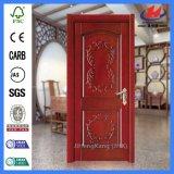Пластичная двойная дверь качания для коммерчески двери стекла PVC
