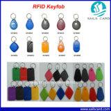 Ntag203 Trousseaux RFID de proximité pour le contrôle des accès