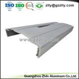 Personnalisé aluminium extrudé pour dissipateur thermique de haute qualité audio de voiture