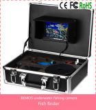 """Ecran TFT couleur 7"""" Fish Finder sous-marin de la caméra vidéo jeu de luxe W/ 50m de câble / Case - noir"""