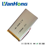 力バンクのための105080pl 5000mAhのリチウムイオン電池