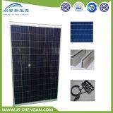 太陽街灯のSunpowerの太陽電池の切断100wattの半適用範囲が広い太陽窓ガラス