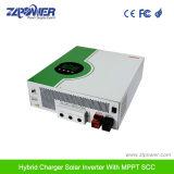 シリーズ3000va 24V DC 230V ACハイブリッド充電器の太陽インバーターとPsc
