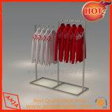 Metall-Kleidungs-Ausstellungsstand-hängende Kleidung-Zahnstange für Speicher
