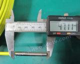 Het Apparaat van de Inspectie van het Loodgieterswerk van de Pijp van de Endoscoop van het Afvoerkanaal van het Lek van het Water van het riool met Miniful 6mm Camera & LCD DVR van 7 Duim Controlemechanisme