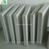 Nueva tarjeta ligera de la pared de emparedado del cemento de la fibra del aislante de calor de Zjt