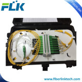 La antena de FTTH FTTX Polo de la pared de fibra óptica montados en línea Acceso a la caja de distribución del Gabinete de la red