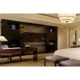 Ledernes Hotel-Bett-Raum-Möbel-Schlafzimmer-Luxuxset für Verkauf