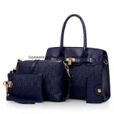 Grand sac d'emballage d'achats de quatre jeux/Crossbody/sac cosmétique de sac d'emballage traditionnel de dames