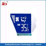 LCDはTN Htn FSTNのブルースクリーンLCDの表示を監察する