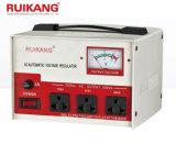 Type de relais de qualité stabilisateur électronique de tension de 1kw pour le ménage