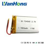 Li-IonenBatterij 704060pl 1800mAh voor Digitaal Product